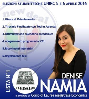 locandina Denise